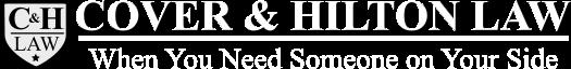 Cover & Hilton Law web logo